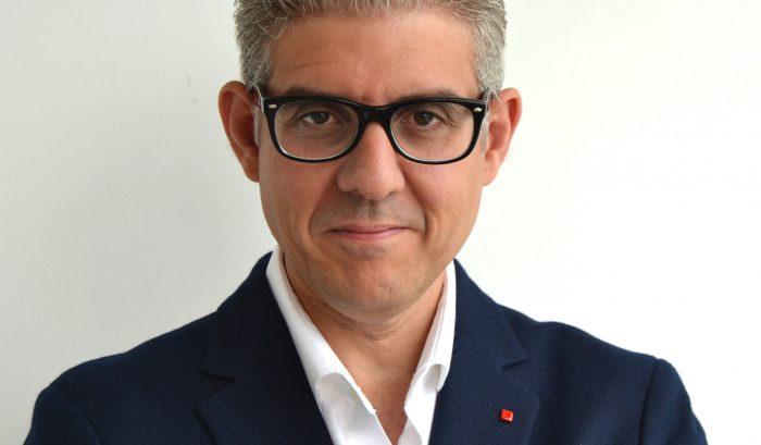 Nuevo gerente de LAB , Juan Ramírez